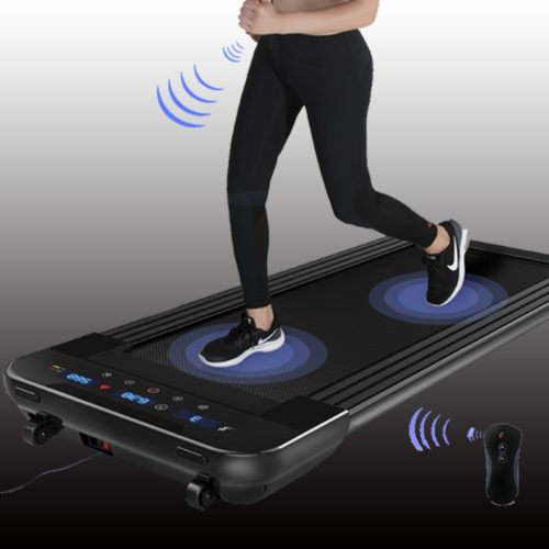 Electric Treadmill Fitness Equipment