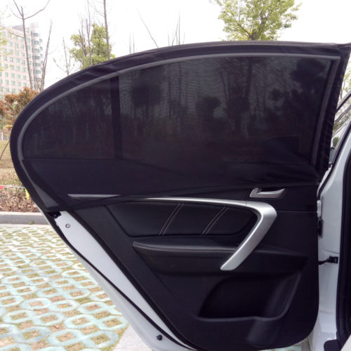 Car Sun Shade 2pcs Window Cover