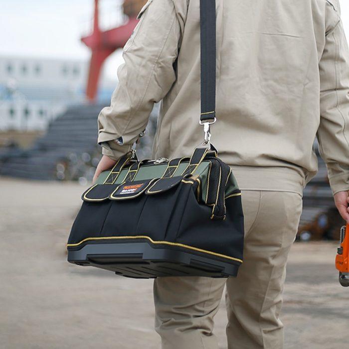 Electrician Tool Bag Foldable Organizer