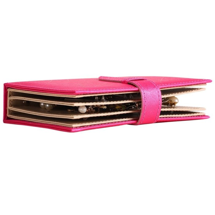 Earring Storage Book Organizer