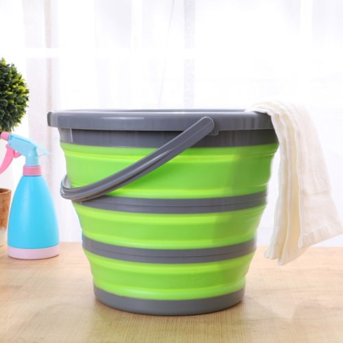 Water Bucket Collapsible 10L Pail