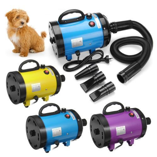Dog Dryer Adjustable Blower