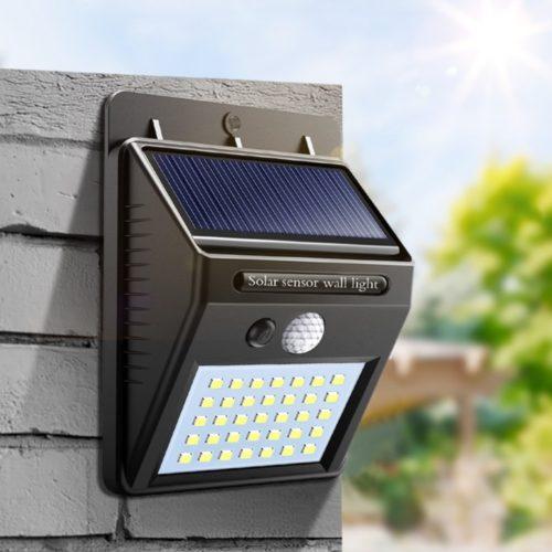 Outside Solar Lights Outdoor Lamp