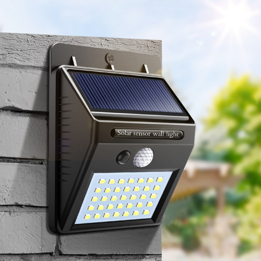 Outside Solar Lights Outdoor Lamp