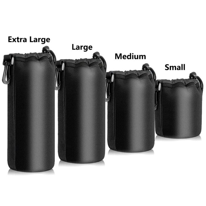 Camera Accessories Lens Pouch Bag
