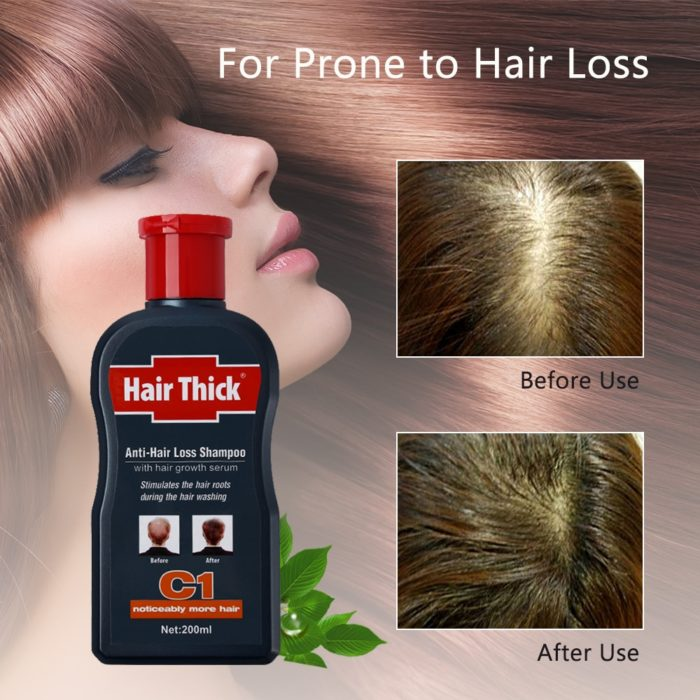 Thickening Shampoo Hair Growth Essence