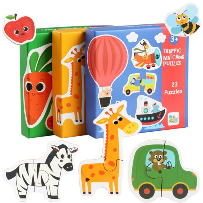 Jigsaw Puzzles for Kids Educational Toy