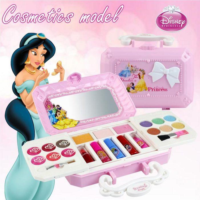 Girls Makeup Kit Disney Toy Set