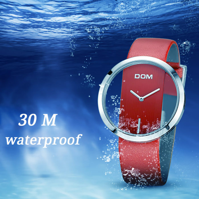 Waterproof Watch Fashion Timepiece