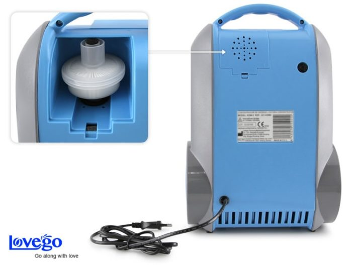 Portable Oxygen Concentrator For Travel Use