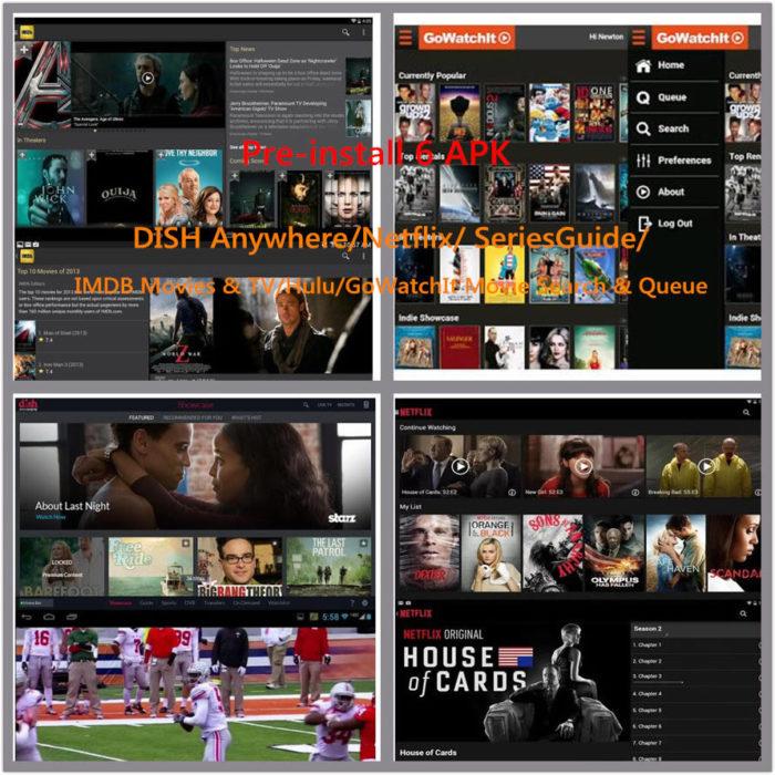 "4K Smart TV 65"" Ultra-Thin Screen Display"