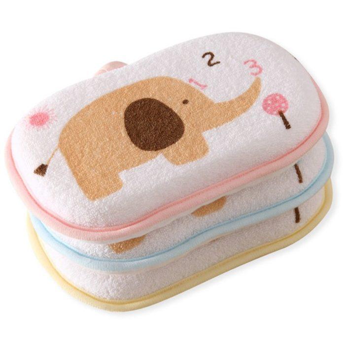 Baby Bath Sponge Soft Scrubber