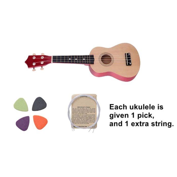 Ukulele Soprano Beginners Set