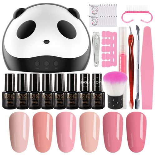 Nail Art Kit DIY Gel Set