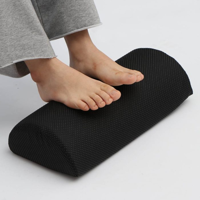 Desk Foot Rest Foam Pillow