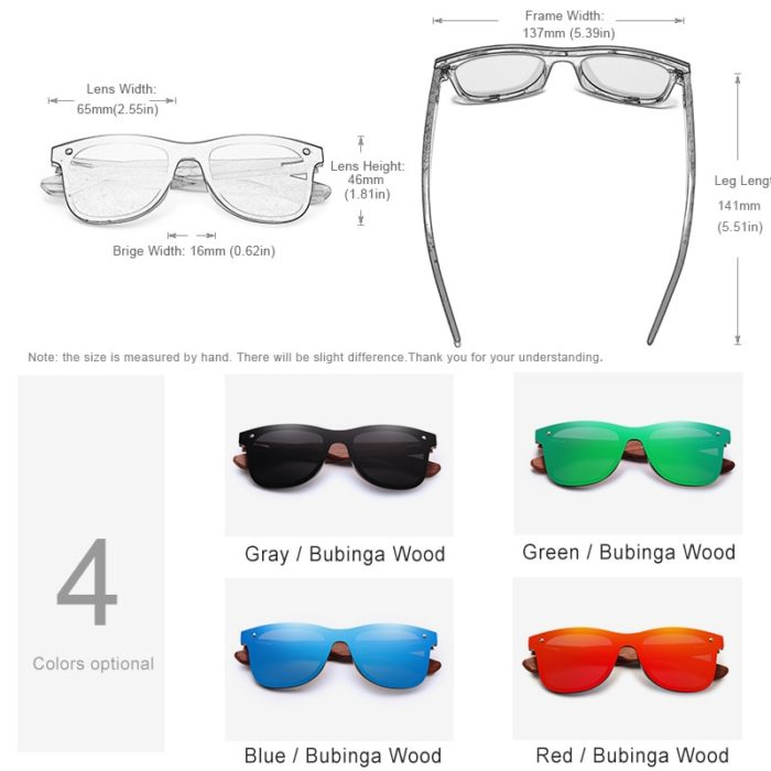 Mirrored Sunglasses Polarized Eyewear