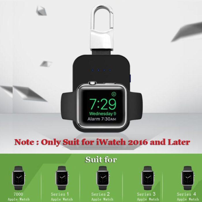 Apple Watch Dock Power Bank