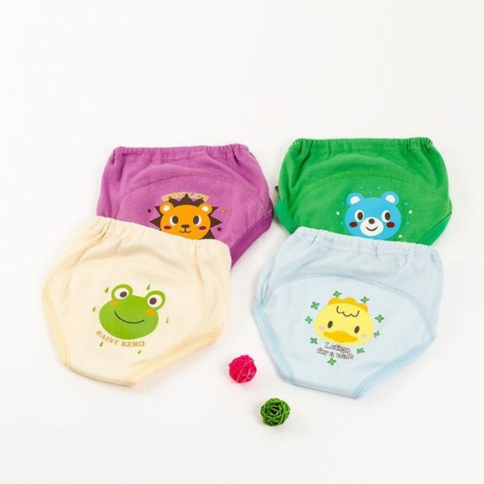 Toddler Training Pants Reusable Diapers