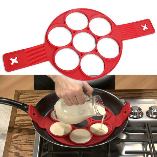 Egg Maker Pancake Nonstick Mold
