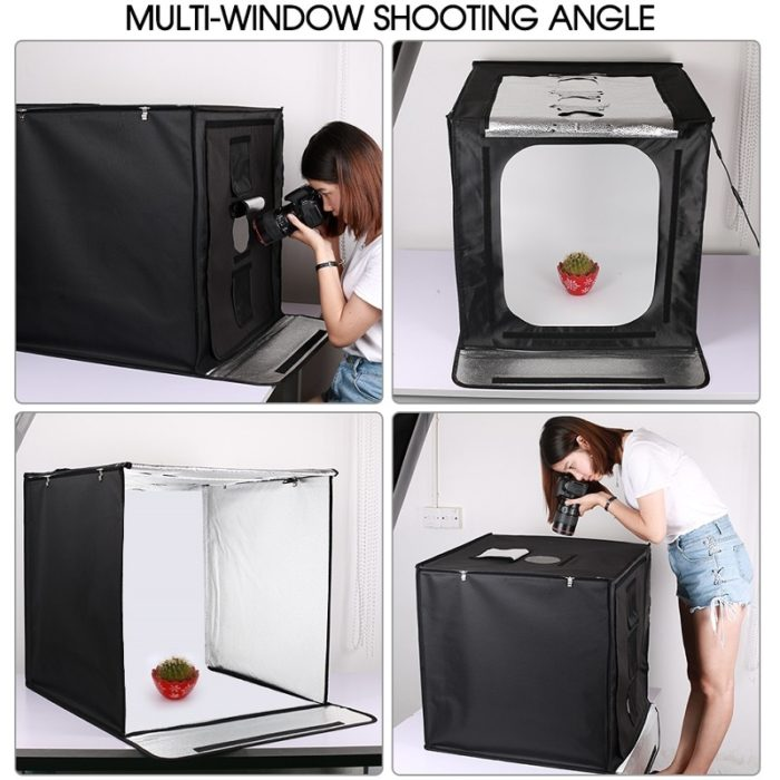 Photo Box LED Portable Studio