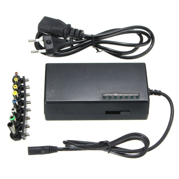 Universal Laptop Charger Power Supply Adapter