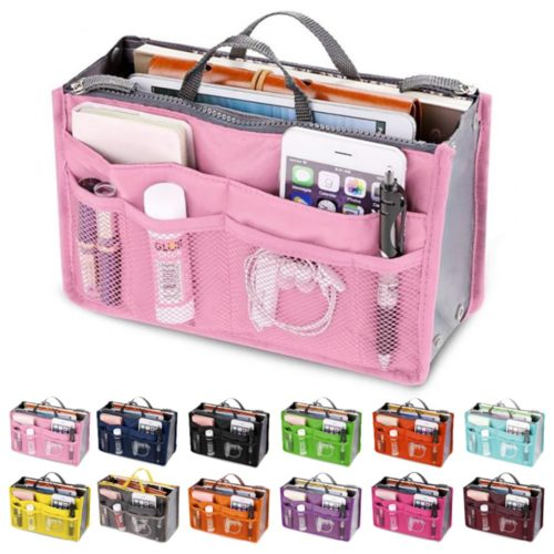 Purse Organizer Insert Tote Travel Women
