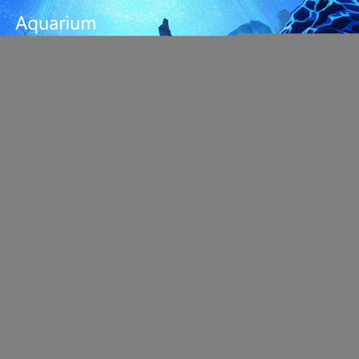 Aquarium Air Pump Solar Oxygenator