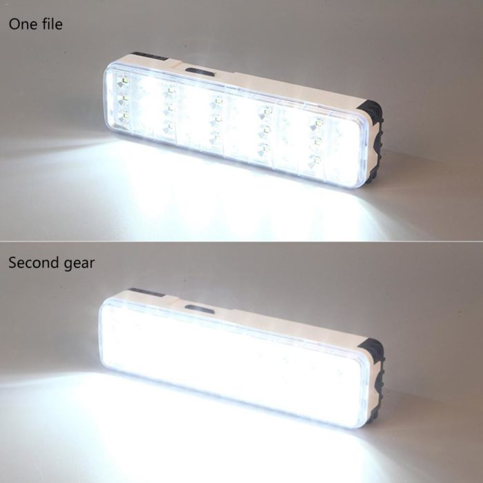 LED Emergency Light Rechargeable Lamp
