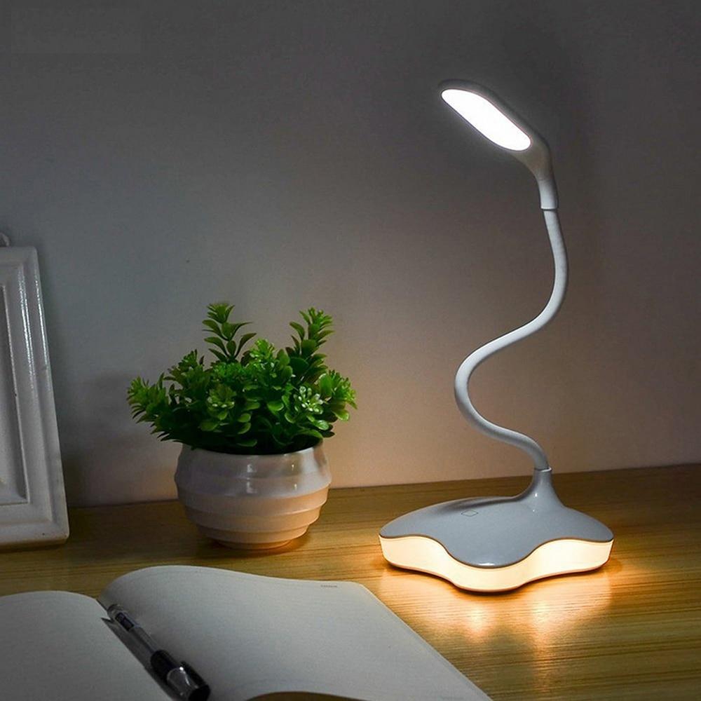 LED Desk Stand Lamp USB