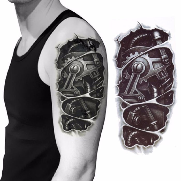 Fake Tattoos Temporary Stickers