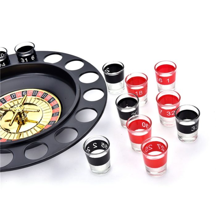 Drinking Games For Adults Party Set