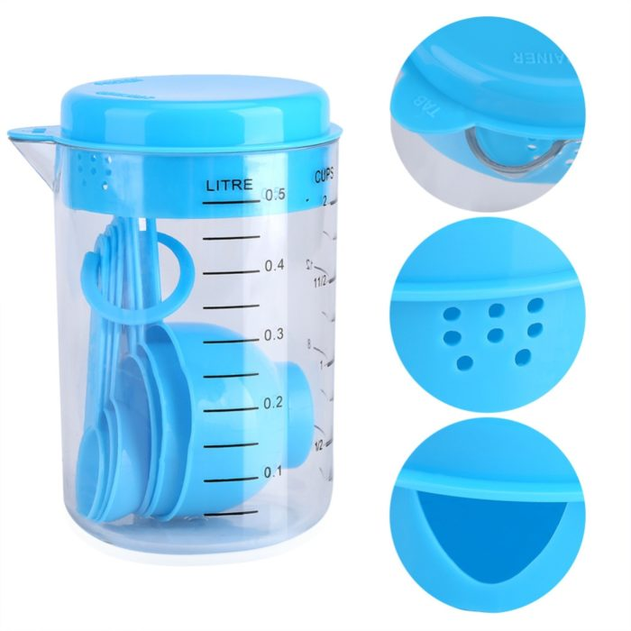 Measuring Cups and Spoons 7pcs/set