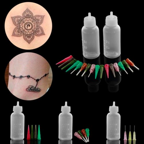 Henna Tattoo Kit DIY Temporary Tattoo