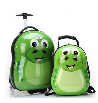 Hard Case Luggage Kids Backpack