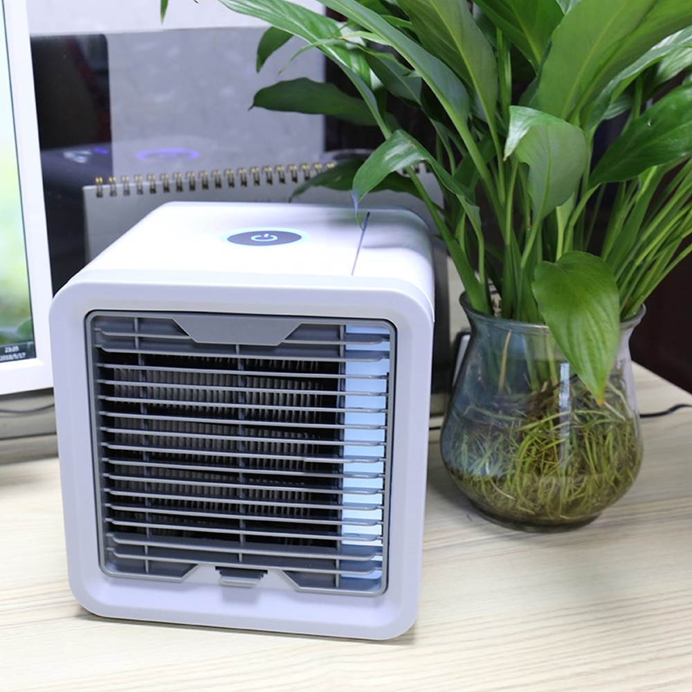 6 Eco Friendly Diy Homes Built For 20k Or Less: Portable Air Conditioner Mini Cooling Fan