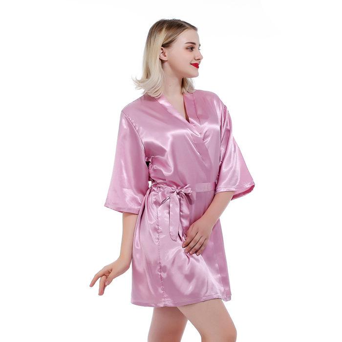 Satin Robe Nightwear for Women