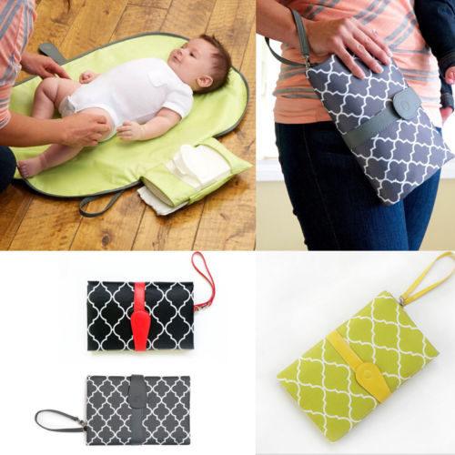 Baby Changing Mat Waterproof Travel Pad