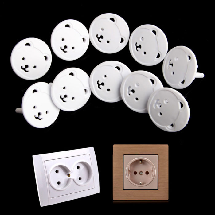 Socket Covers Electrical Plug Protection