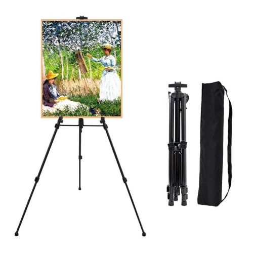 Easel Stand Adjustable Display Tripod