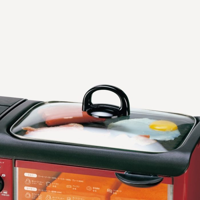 Portable Oven 3in1 Breakfast Maker
