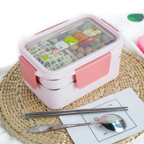 Stainless Steel Lunch Box Kids