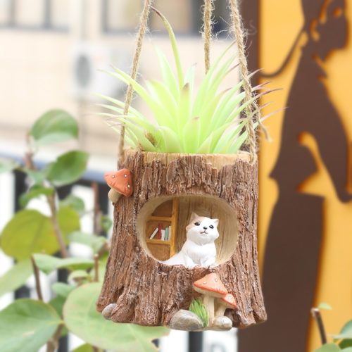 Hanging Plant Pots Decorative Basket