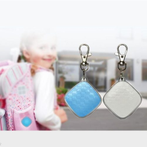 Child GPS Tracker Mini Keychain