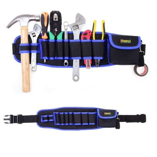 Electrician Tool Belt Equipment Organizer