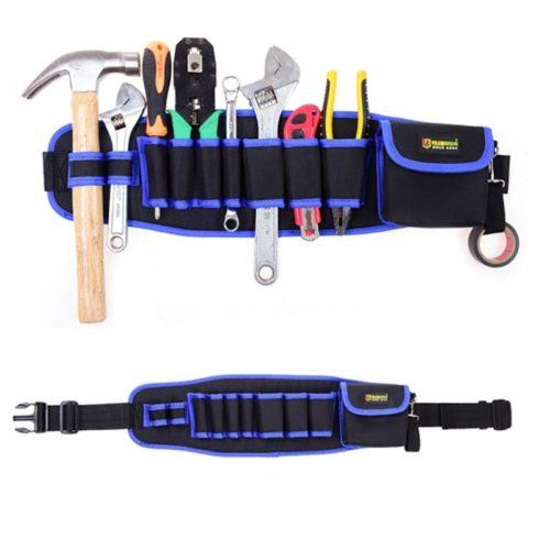 Electrician Tool Belt Equipment Organizer