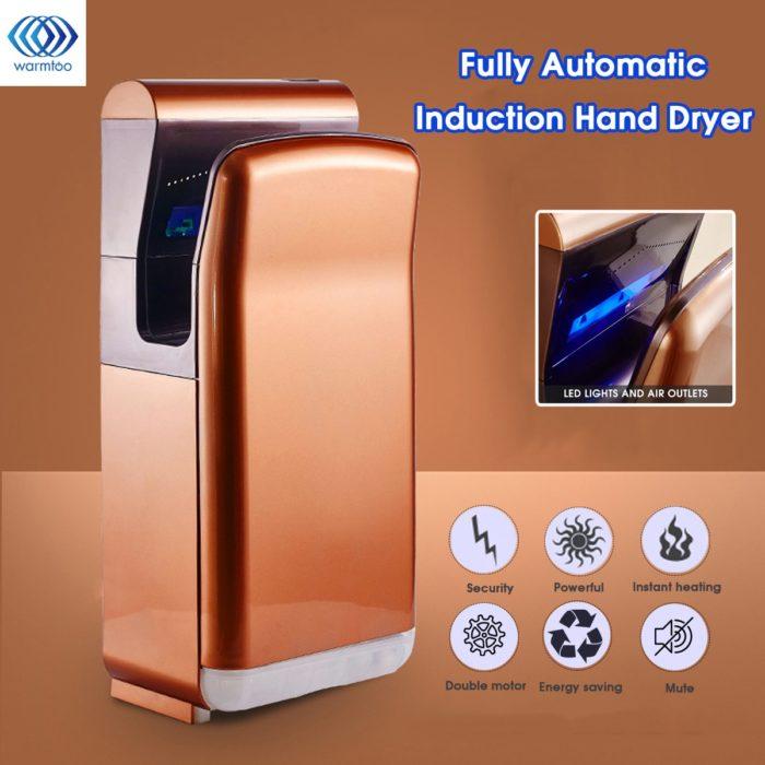 Hand Dryer Automatic Drying Machine