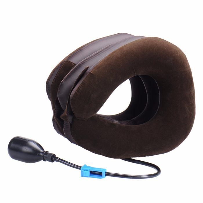 Neck Stretcher Soft Brace Device