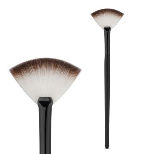 Fan Brush Make Up Tool
