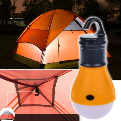 Tent Lights Hanging Camp Bulb