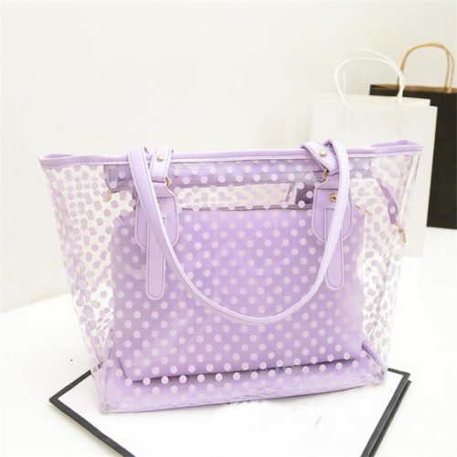 Clear Tote Bags Transparent Handbag